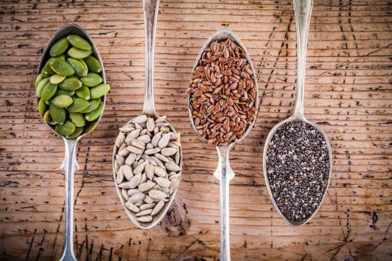 9 Tipos De Semillas Comestibles